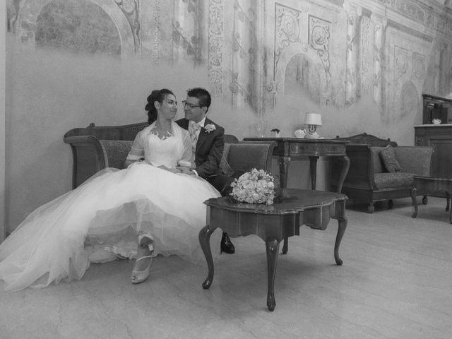 Il matrimonio di Antonio e Michela a Rezzato, Brescia 8