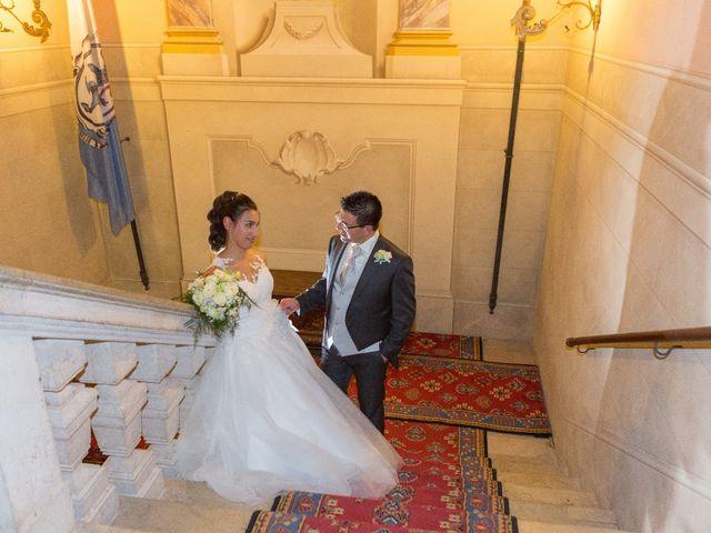 le nozze di Michela e Antonio