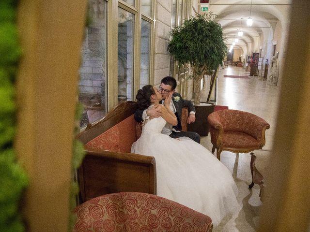 Il matrimonio di Antonio e Michela a Rezzato, Brescia 16