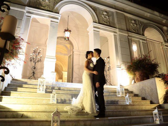 le nozze di Lina e Carlo
