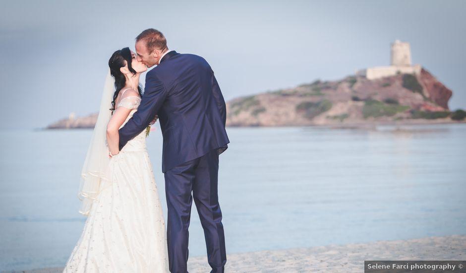 Il matrimonio di Walter e Sara a Pula, Cagliari