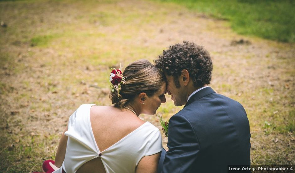 Il matrimonio di Samuele e Francesca a Marzio, Varese