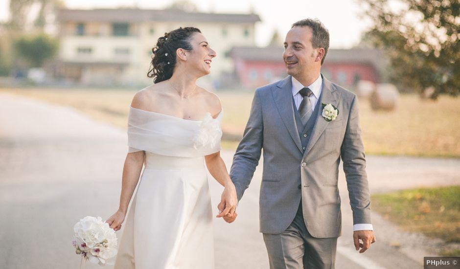 Il matrimonio di Valentina e Paolo a Medole, Mantova
