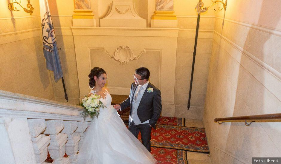 Il matrimonio di Antonio e Michela a Rezzato, Brescia