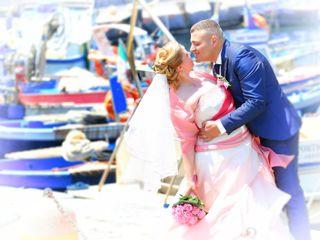 Le nozze di Lidia e Umberto