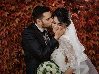 Le nozze di Sara e Rino