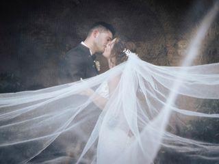 Le nozze di Ilenia e Angelo