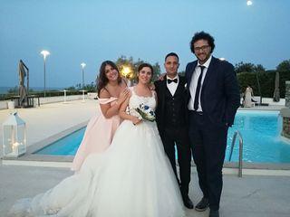 Le nozze di Francesco  e Ilenia