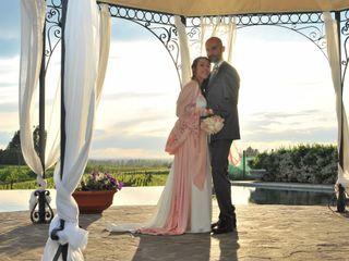 Le nozze di Marzia e Eugenio