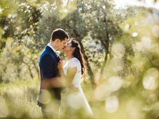 Le nozze di Aneda e Ryan