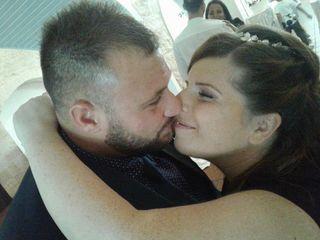 Le nozze di Enza e Vito