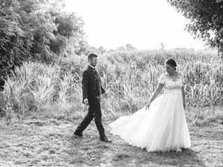 Le nozze di Elena e Ivan
