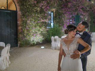 Le nozze di Stefania e Simone