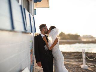 Le nozze di Miriam e Tonio