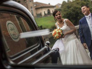Le nozze di Teresa e Claudio