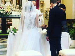 Le nozze di Carmen  e Andrea 1