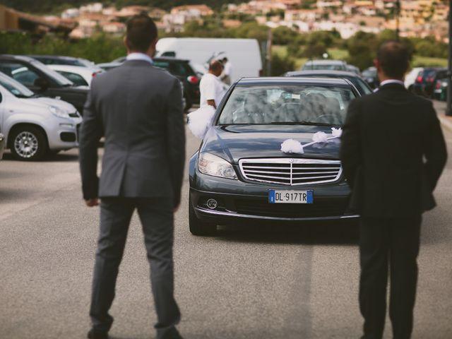 Il matrimonio di Luigi e Monica a Budoni, Sassari 14