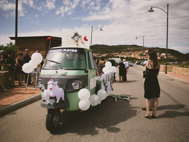Il matrimonio di Luigi e Monica a Budoni, Sassari 15