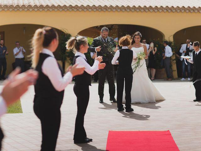 Il matrimonio di Luigi e Monica a Budoni, Sassari 17