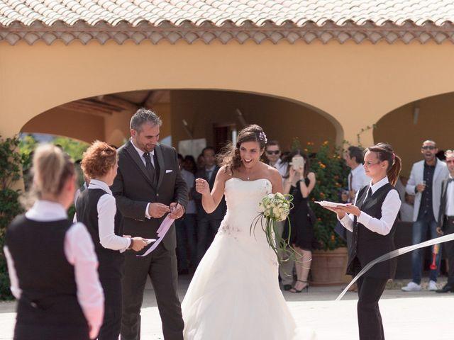 Il matrimonio di Luigi e Monica a Budoni, Sassari 18
