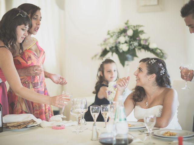 Il matrimonio di Luigi e Monica a Budoni, Sassari 25