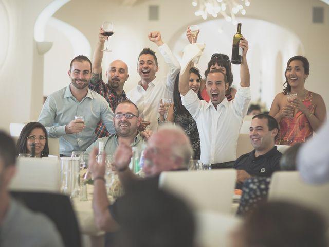 Il matrimonio di Luigi e Monica a Budoni, Sassari 26