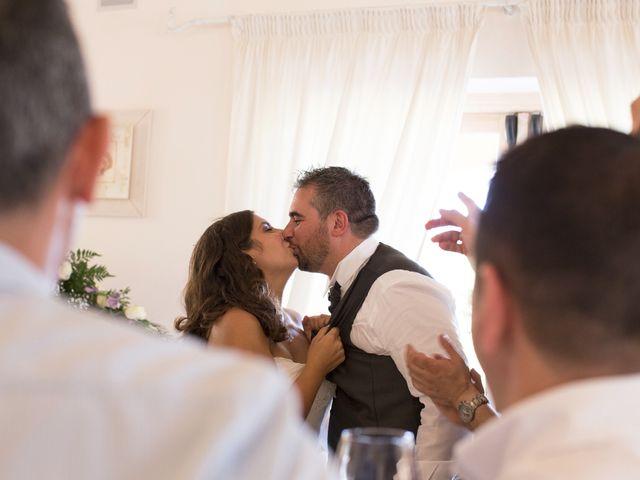 Il matrimonio di Luigi e Monica a Budoni, Sassari 28