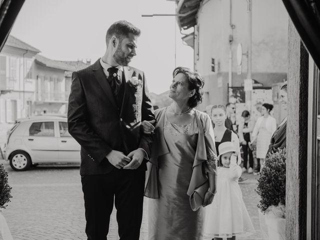 Il matrimonio di Rino e Sara a Carmagnola, Torino 22