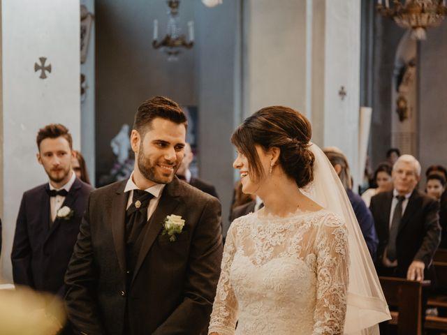 Il matrimonio di Rino e Sara a Carmagnola, Torino 25