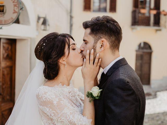 Il matrimonio di Rino e Sara a Carmagnola, Torino 33