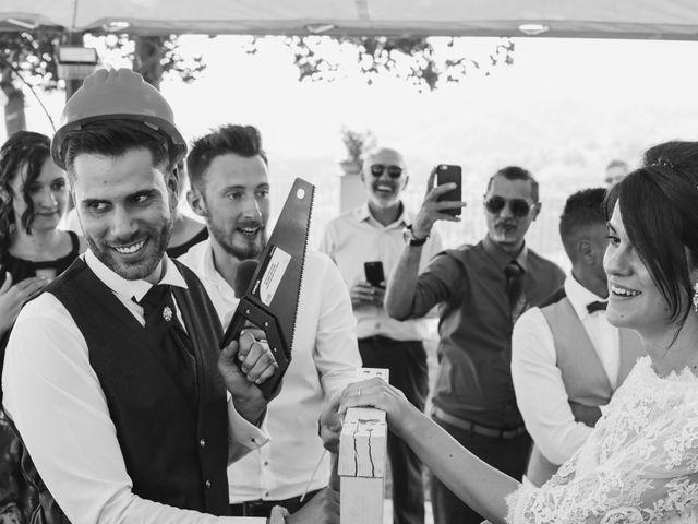 Il matrimonio di Rino e Sara a Carmagnola, Torino 43