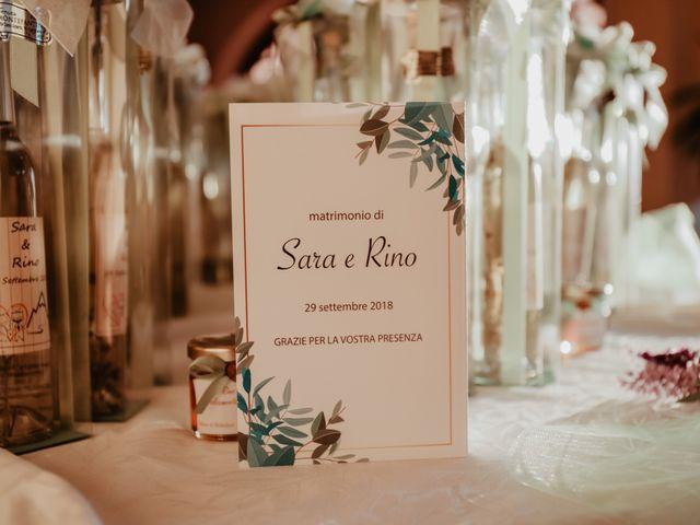 Il matrimonio di Rino e Sara a Carmagnola, Torino 66