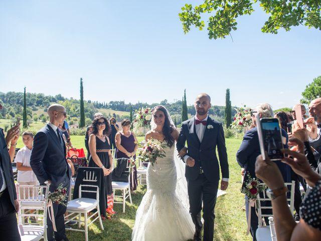 Il matrimonio di Tiziano e Serena a Rieti, Rieti 9