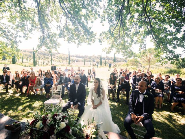 Il matrimonio di Tiziano e Serena a Rieti, Rieti 11