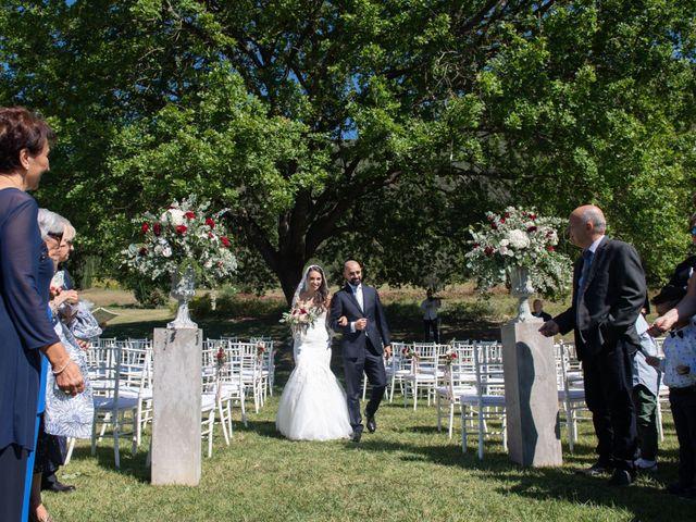 Il matrimonio di Tiziano e Serena a Rieti, Rieti 12