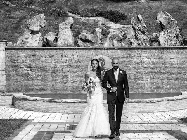 Il matrimonio di Tiziano e Serena a Rieti, Rieti 13