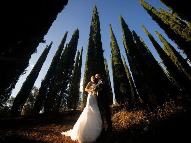 Le nozze di Serena e Tiziano