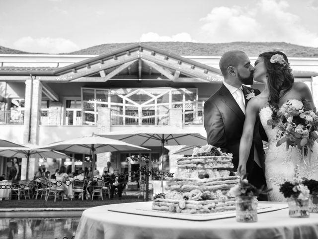 Il matrimonio di Tiziano e Serena a Rieti, Rieti 18