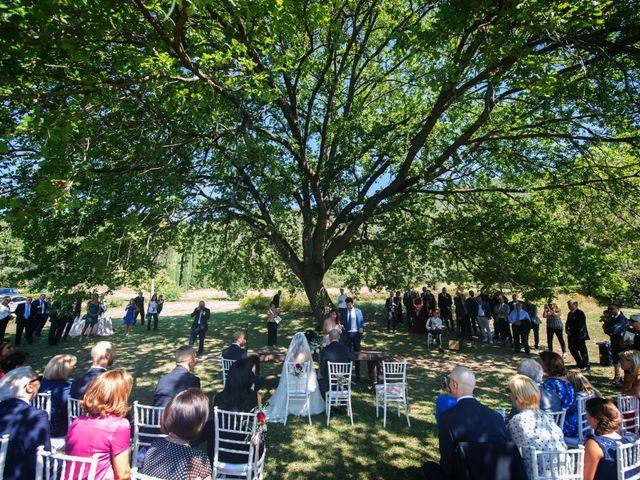 Il matrimonio di Tiziano e Serena a Rieti, Rieti 24