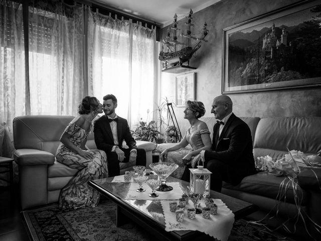 Il matrimonio di Giacomo e Raffaela a Cilavegna, Pavia 4