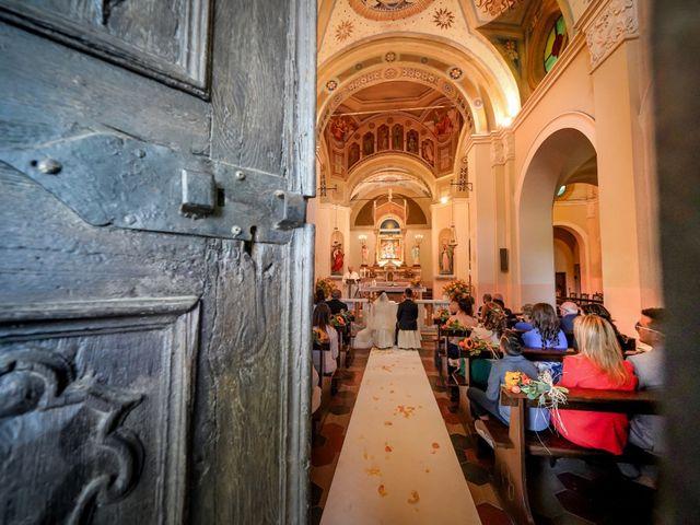 Il matrimonio di Giacomo e Raffaela a Cilavegna, Pavia 23