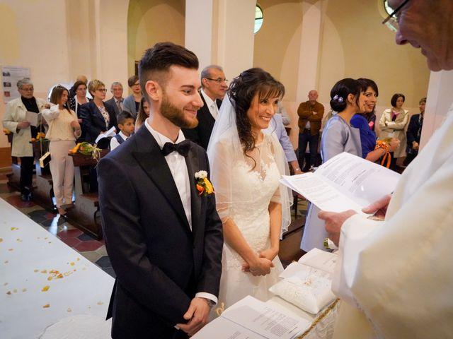 Il matrimonio di Giacomo e Raffaela a Cilavegna, Pavia 27