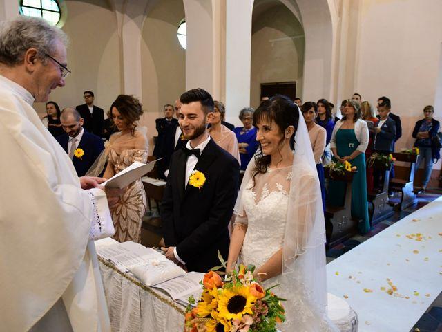 Il matrimonio di Giacomo e Raffaela a Cilavegna, Pavia 26