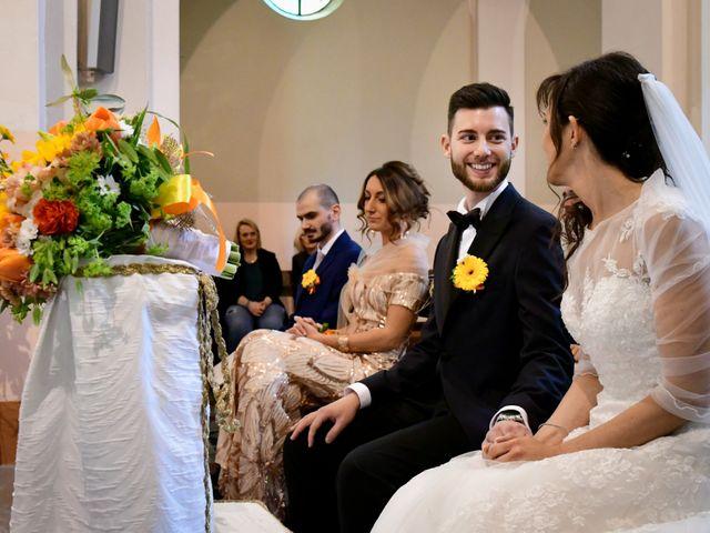 Il matrimonio di Giacomo e Raffaela a Cilavegna, Pavia 22