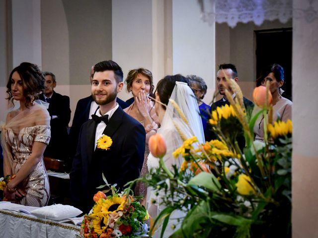 Il matrimonio di Giacomo e Raffaela a Cilavegna, Pavia 21