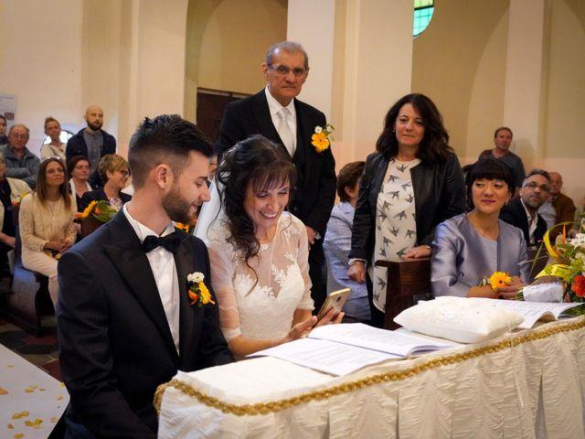 Il matrimonio di Giacomo e Raffaela a Cilavegna, Pavia 24