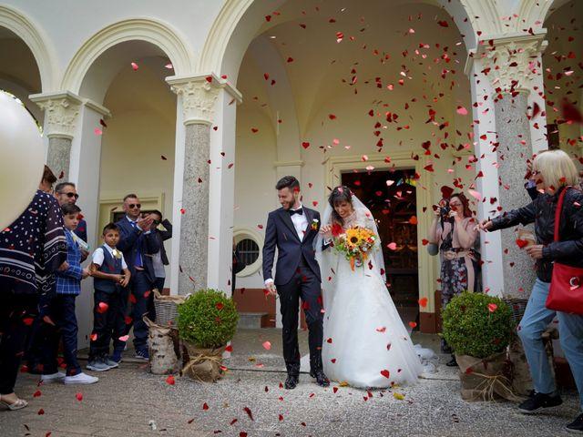 Il matrimonio di Giacomo e Raffaela a Cilavegna, Pavia 28