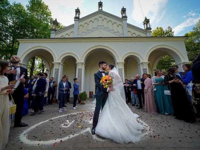 Il matrimonio di Giacomo e Raffaela a Cilavegna, Pavia 29