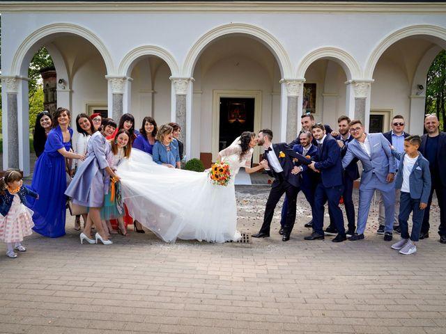 Il matrimonio di Giacomo e Raffaela a Cilavegna, Pavia 30