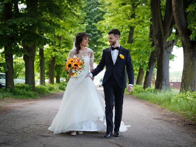 Il matrimonio di Giacomo e Raffaela a Cilavegna, Pavia 31